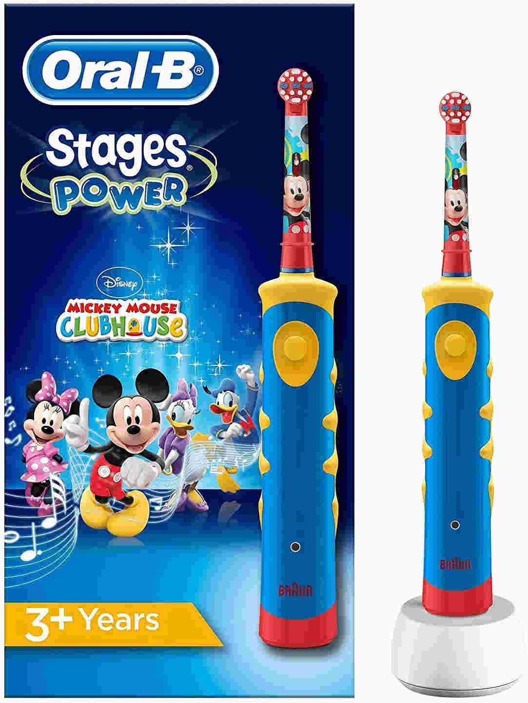 oral b stages power kids